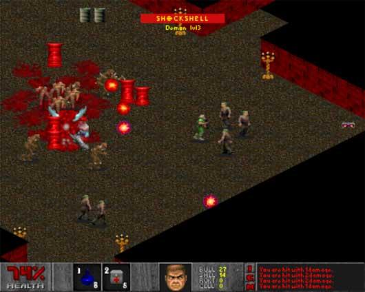 Doom Fall of Mars v010a (beta)