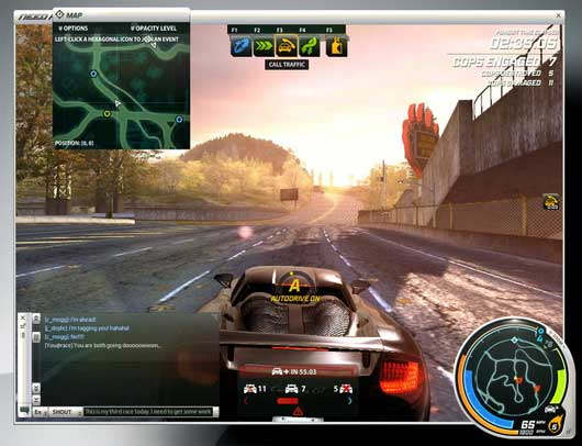 car games online to