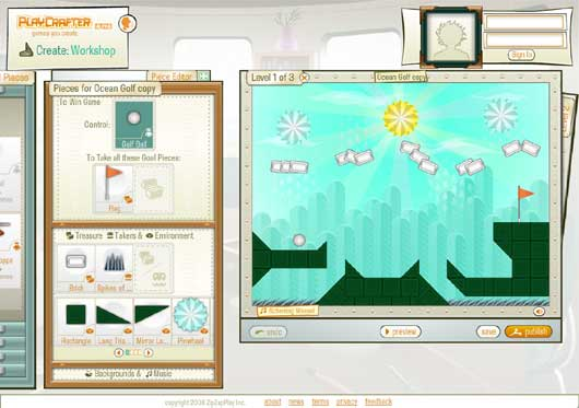 make games free online