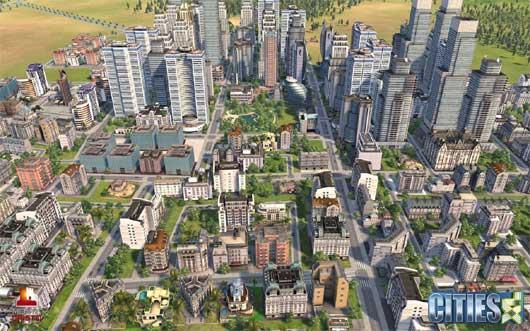 Cities XL Beta