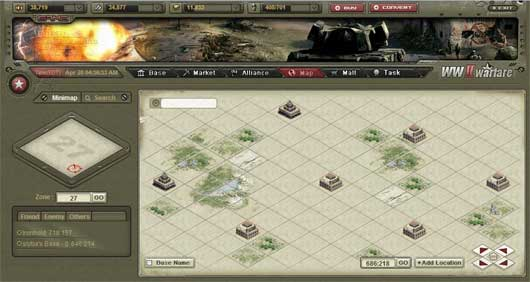 WW2 WarFare (Browser)