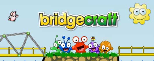 Image result for bridge craft game