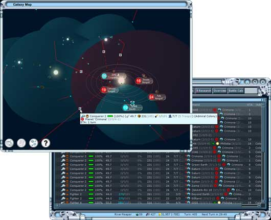 Cosmic Supremacy (mmo-Strategy)