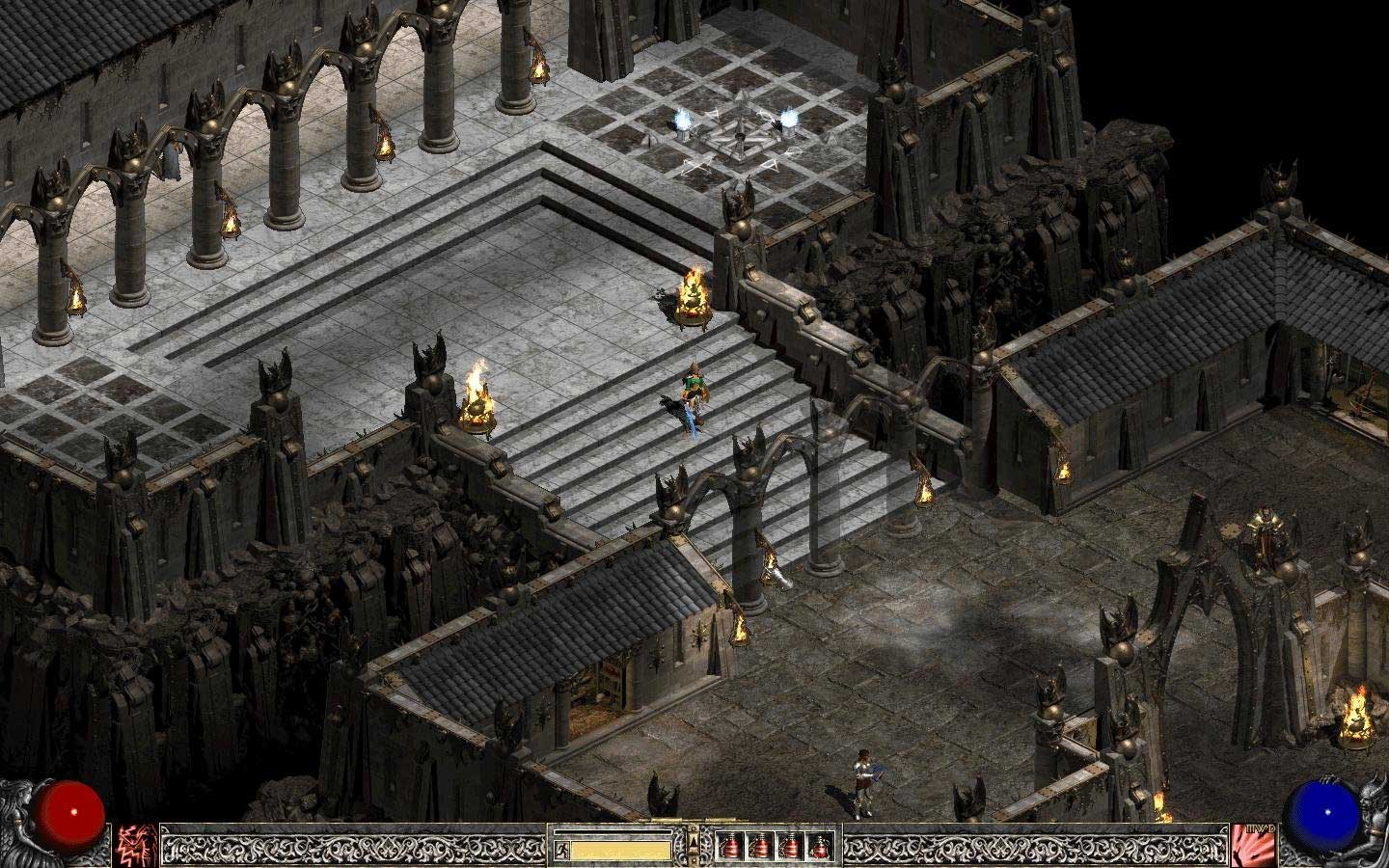Diablo 2 Multiresolution patch