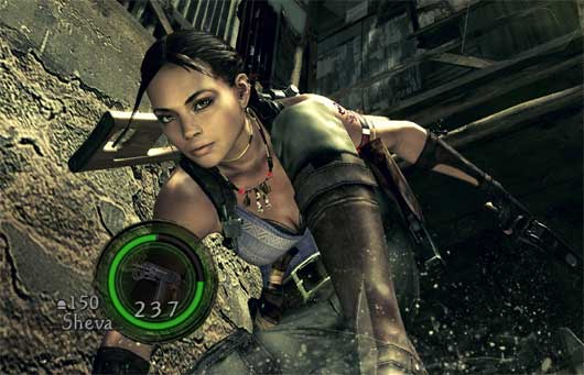 Resident Evil 5 BenchMark