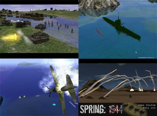 Spring:1944 v1.0.6 Lyuban (open source ww2 rts)