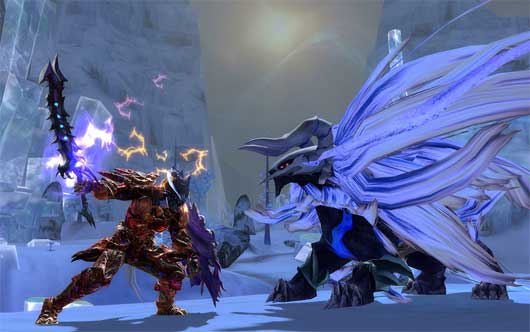 A week in the world of Aion
