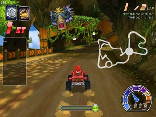 GoGo Racer Preview