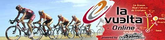 La Vuelta Online (Browser)