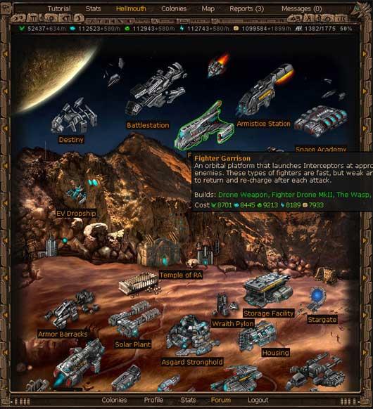 Asgard Heroes: Rebuild & Adapt! (browser)