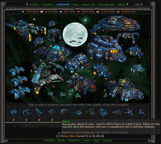 EV Online (Browser)