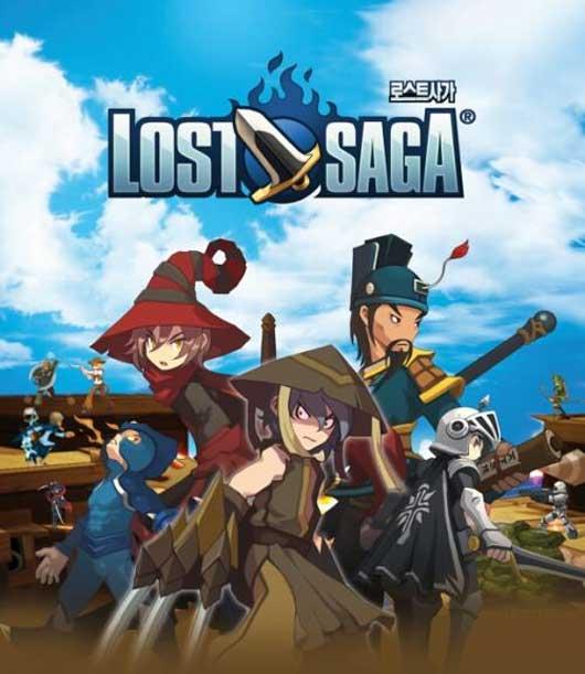 Lost Saga 1.0