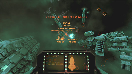 Naumachia &#8211; Space Warfare Preview