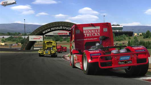 TRUCK RACING by RENAULT TRUCKS v0.2.6.8