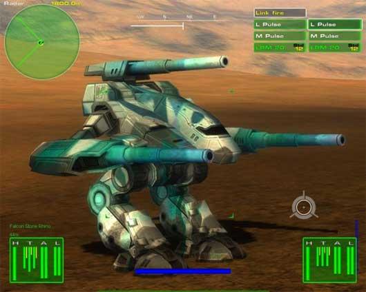 Assault Tech 1: Battletech