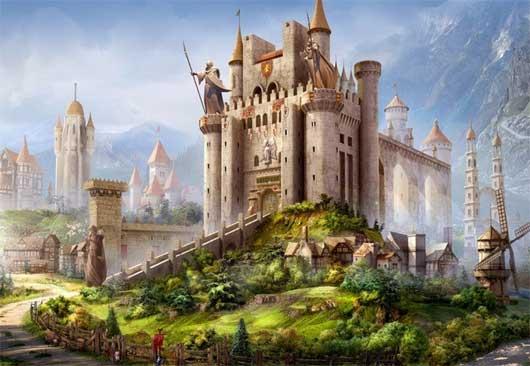 Castle of Heroes (Browser)