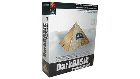 DarkBASIC Professional Free!