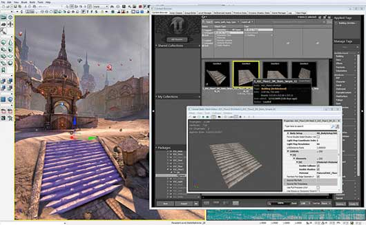 Unreal Development Kit Beta 2