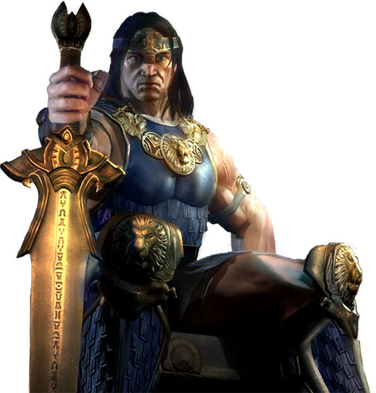 Age of Conan Unlimited Free trial