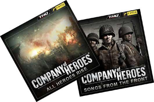 Company of Heroes SoundTracks