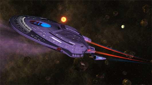 Star Trek Online Open Beta started!