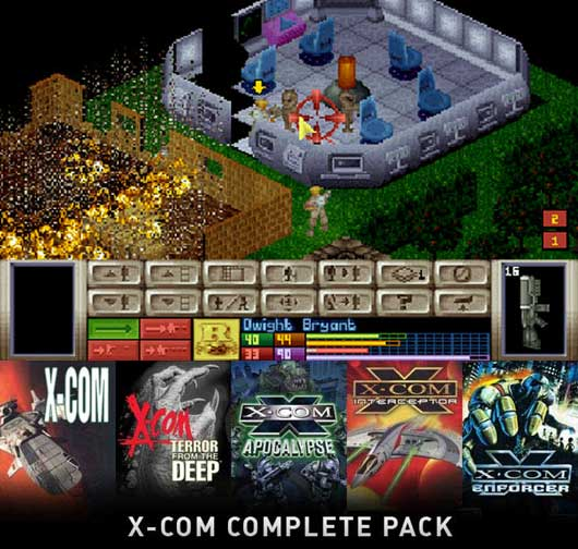 X-COM Complete Pack for 2 bucks..