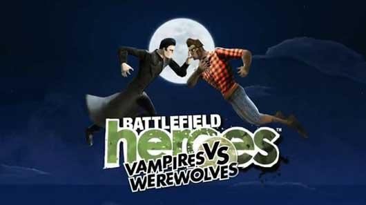 Battlefield Heroes Vampires and Werewolves