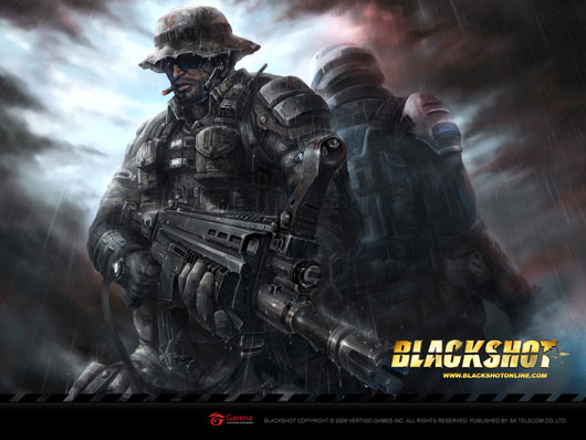 Blackshot Online SEA Game Client v.3105