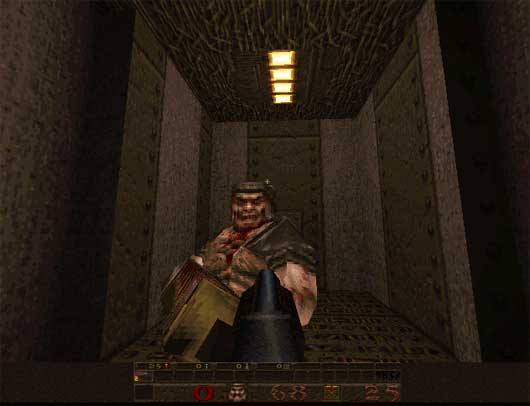 QUAKE 1 in Flash
