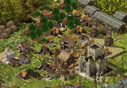 StrongHold Kingdoms in development