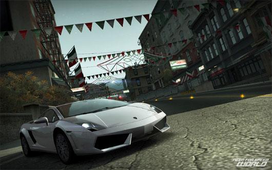 Need for Speed World Beta