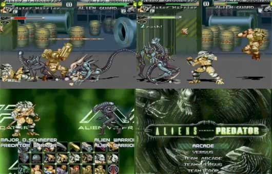 Alien vs Predator Mugen Edition