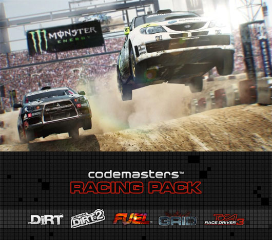 Codemasters Racing Pack