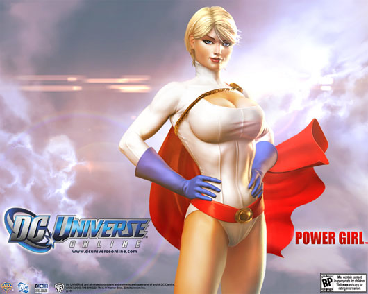 DC UNIVERSE ONLINE GOES FREE-TO-PLAY IN OCTOBER