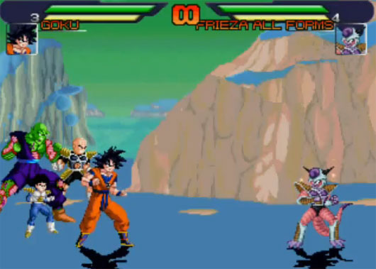 Dragon Ball Z Sparking Mugen 2010 Free