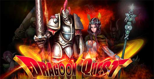 Dragoon Quest (java)