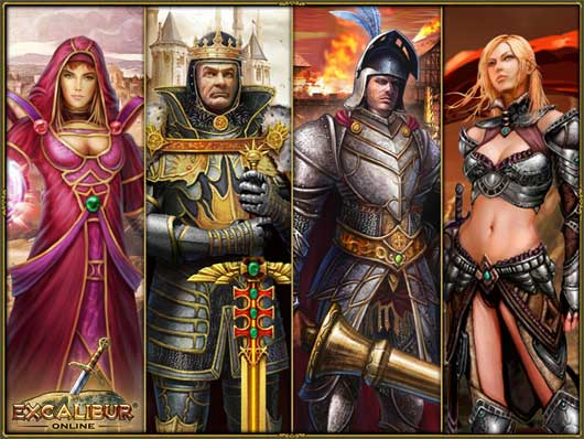 Excalibur Online