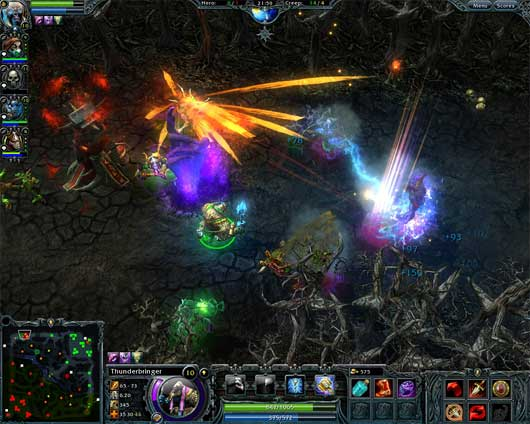 11 free days of Heroes of Newerth