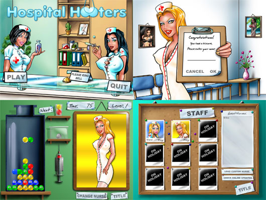 Hospital Hooters