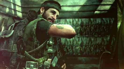 Call of Duty Black Ops Screenshots