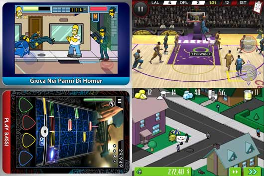 The Simpsons Arcade FREE and others