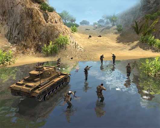 Men of War v1.17.5 Free Multiplayer Client