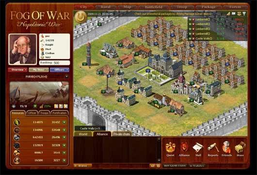 Fog of War Napoleonic War