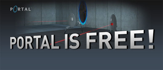 Portal is Free until 20th September