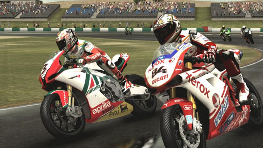 SBK X Superbike World Championship Demo