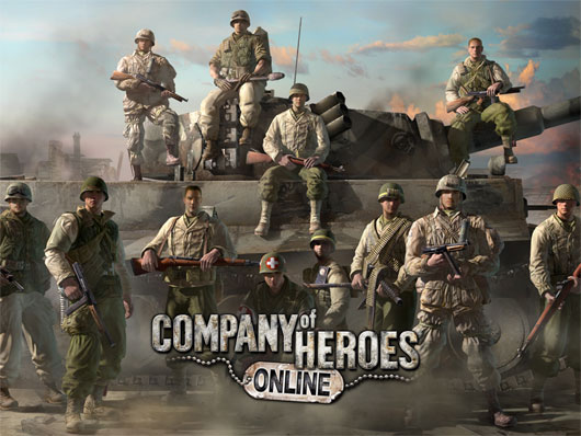 Company of Heroes Online Open Beta Launches