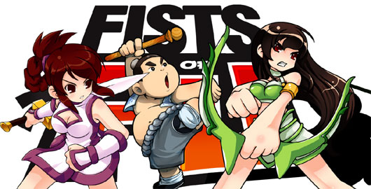 Fist of FU
