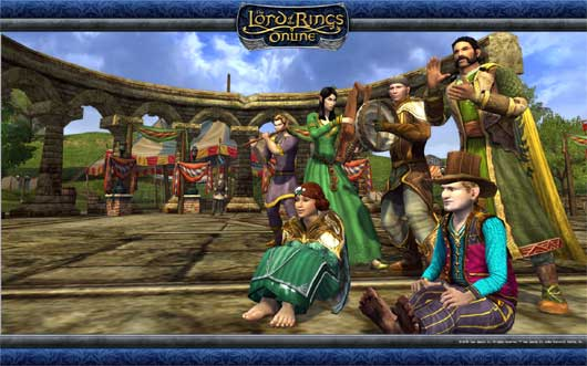 LORD OF THE RINGS ONLINE MAC