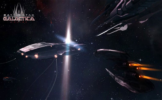 Battlestar Galactica Online More Gameplay Details