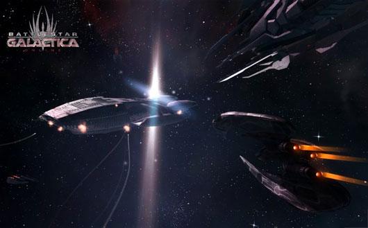 Battle Star Galactica Open Beta